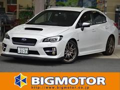 WRX S4 4WD2.0GTアイサイト(スバル)