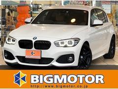 BMW118i_Mスポーツエディションシャ