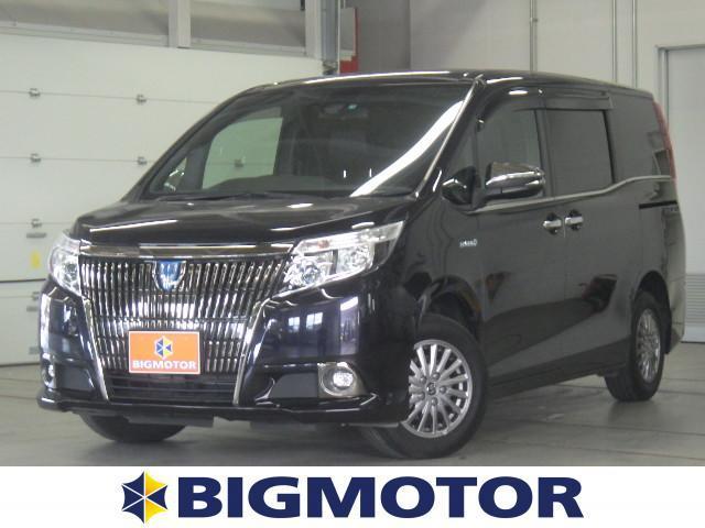トヨタ ハイブリッドGi ブラックテーラード 両電スラ 後席モニタ-