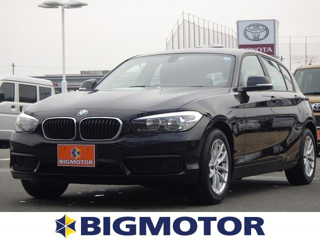 BMW 118i ナビ ETC プッシュスタート スマートキー