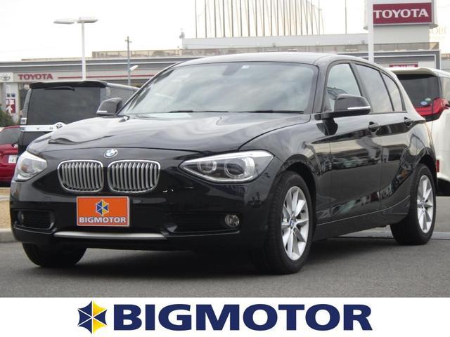 BMW 116i スタイル バックカメラスマートキー ETC