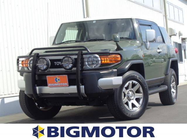 トヨタ オフロードパッケージ/純正SDナビ 4WD 背面タイヤ