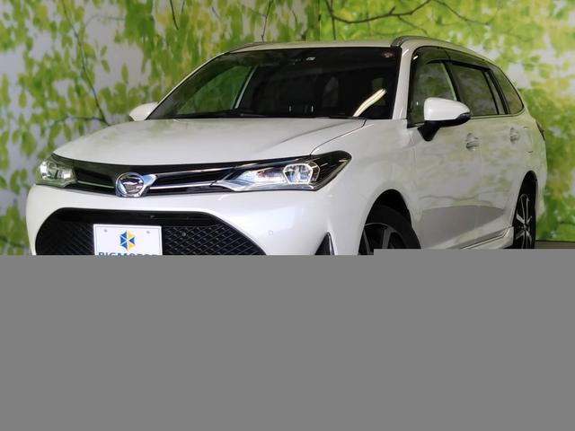 トヨタ 1.5G ダブルバイビーHDDナビ ワンオーナー ETC