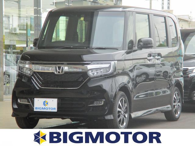 NBOXカスタム(ホンダ)G・EXホンダセンシング 中古車画像