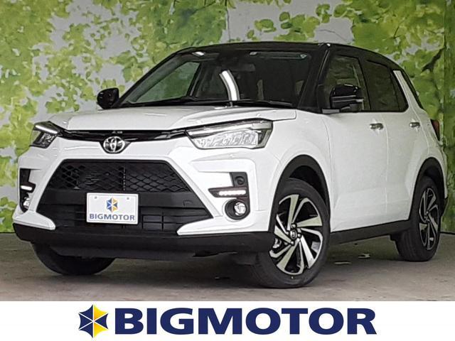 「トヨタ」「ライズ」「SUV・クロカン」「埼玉県」の中古車