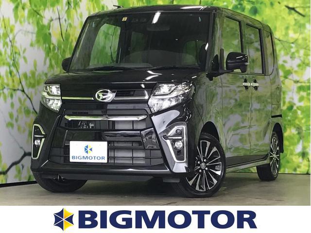 ダイハツ タント カスタムRSセレクション 4WD/コーナーセンサー/ETC