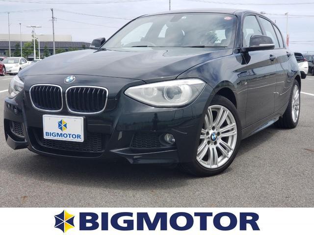 BMW 116i Mスポーツ HDDナビ アルミタイヤ キーレス