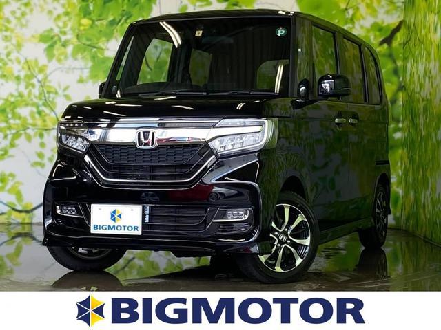 ホンダ N-BOXカスタム G・Lホンダセンシング センシング 両パワ 修復歴無 ETC