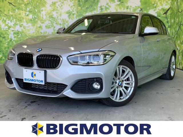 BMW 120i_Mスポーツ