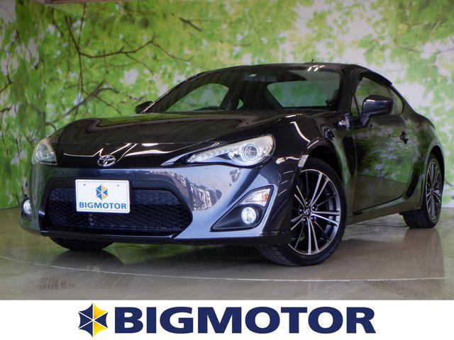 トヨタ GT 純正 7インチ メモリーナビ/ヘッドランプ HID/ETC/EBD付ABS/横滑り防止装置/TV/エアバッグ 運転席/エアバッグ 助手席/エアバッグ サイド/アルミホイール/パワーウインドウ