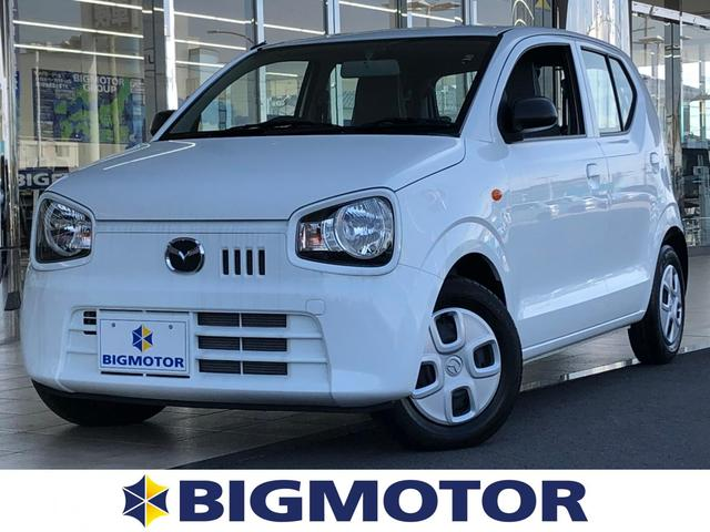 マツダ GL EBD付ABS/横滑り防止装置/アイドリングストップ/エアバッグ 運転席/エアバッグ 助手席/パワーウインドウ/キーレスエントリー/シートヒーター 前席/パワーステアリング/マニュアルエアコン