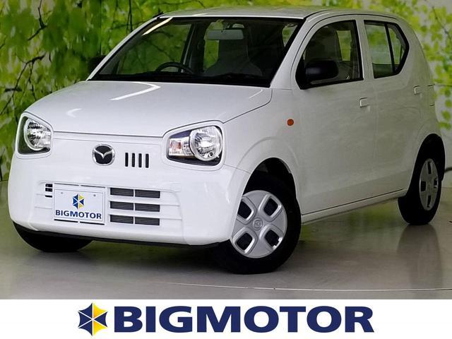 マツダ GL EBD付ABS/横滑り防止装置/アイドリングストップ/エアバッグ 運転席/エアバッグ 助手席/パワーウインドウ/キーレスエントリー/シートヒーター 前席/パワーステアリング/マニュアルエアコン 禁煙車