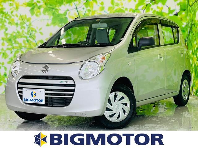 スズキ ECO-L 社外 7インチ メモリーナビ/ABS/EBD付ABS/横滑り防止装置/アイドリングストップ/バックモニター/TV/エアバッグ 運転席/エアバッグ 助手席/衝突安全ボディ/パワーウインドウ バックカメラ