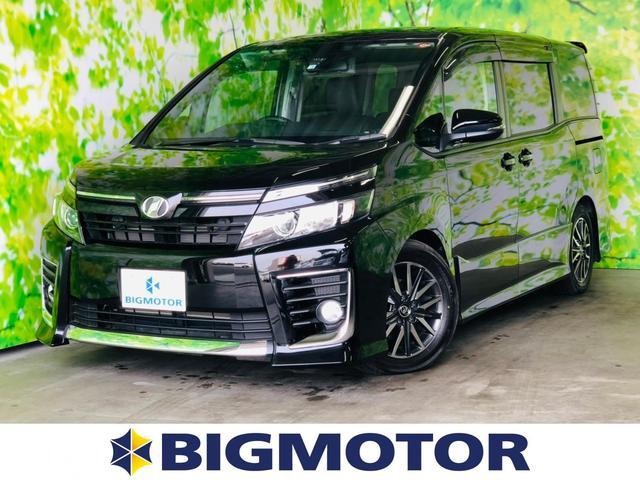 トヨタ ZS 社外 9インチ メモリーナビ/フリップダウンモニター/ヘッドランプ LED/ETC/EBD付ABS/横滑り防止装置/アイドリングストップ/TV/エアバッグ 運転席/エアバッグ 助手席 両側スライドドア