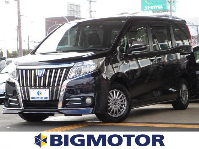 トヨタ ハイブリッドGi 社外 7インチナビ/ヘッドランプ LED/ETC/EBD付ABS/横滑り防止装置/アイドリングストップ/TV/エアバッグ 運転席/エアバッグ 助手席/アルミホイール/パワーウインドウ 両側電動スライド