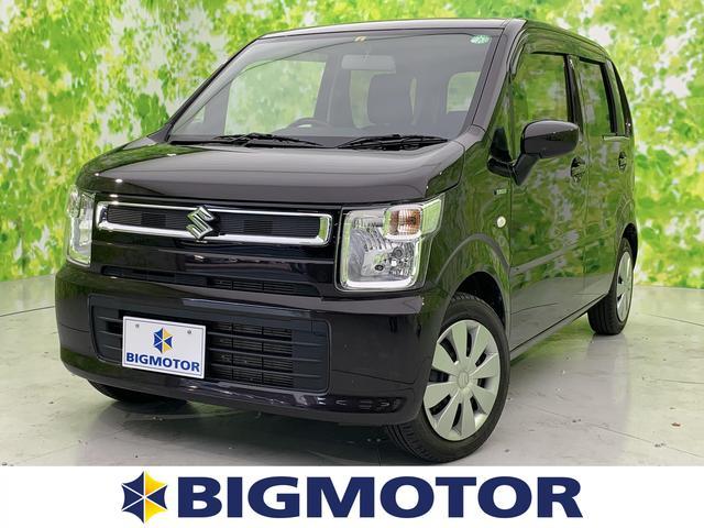スズキ ワゴンR FX キーレス/アイドリングストップ/EBD付ABS/横滑り防止装置/エアバッグ 運転席/エアバッグ 助手席/パワーウインドウ/キーレスエントリー/オートエアコン/シートヒーター 前席/パワーステアリング