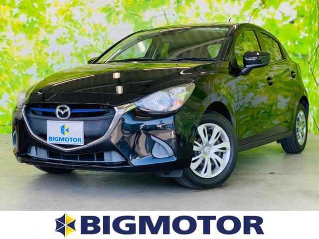 マツダ デミオ 13S 純正 7インチ メモリーナビ/ETC/EBD付ABS/横滑り防止装置/アイドリングストップ/エアバッグ 運転席/エアバッグ 助手席/エアバッグ サイド/パワーウインドウ Bluetooth
