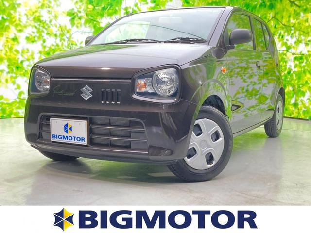 スズキ アルト L ヘッドランプ HID/EBD付ABS/横滑り防止装置/アイドリングストップ/エアバッグ 運転席/エアバッグ 助手席/アルミホイール/パワーウインドウ/キーレスエントリー/シートヒーター 前席 禁煙車