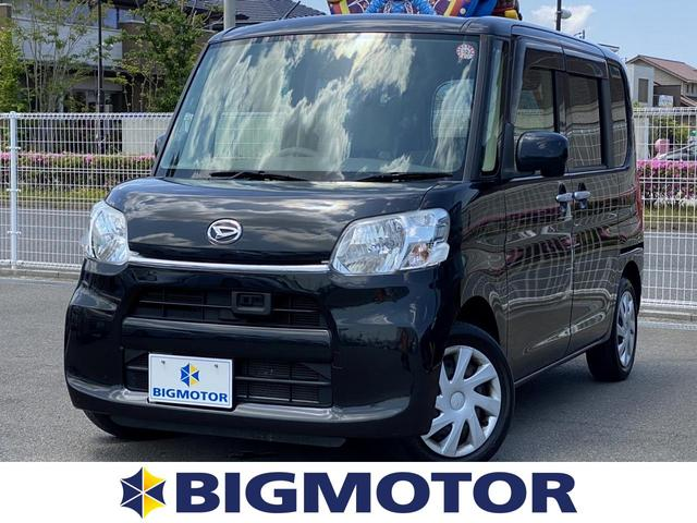 ダイハツ X SA 電動スライドドア/EBD付ABS/横滑り防止装置/アイドリングストップ/エアバッグ 運転席/エアバッグ 助手席/パワーウインドウ/キーレスエントリー/オートエアコン/パワーステアリング ワンオーナー