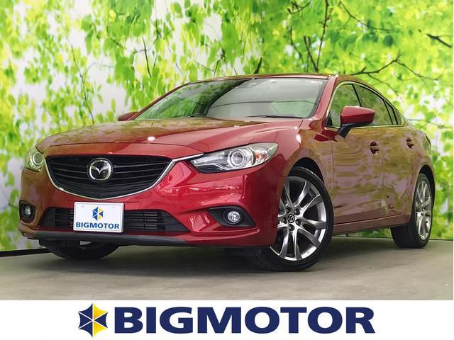マツダ XD Lパッケージ EBD付ABS/エアバッグ 運転席/エアバッグ 助手席/パワーウインドウ/オートエアコン/パワーステアリング