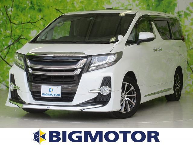 トヨタ S 社外 10インチ メモリーナビ/フリップダウンモニター/サンルーフ/両側電動スライドドア/パーキングアシスト バックガイド/ヘッドランプ HID/ETC/EBD付ABS/横滑り防止装置 ワンオーナー