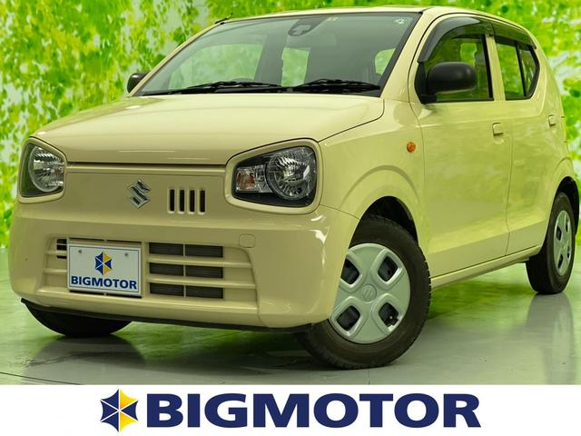 スズキ 4WD L EBD付ABS/横滑り防止装置/アイドリングストップ/エアバッグ 運転席/エアバッグ 助手席/パワーウインドウ/キーレスエントリー/シートヒーター 前席/パワーステアリング/ワンオーナー 記録簿