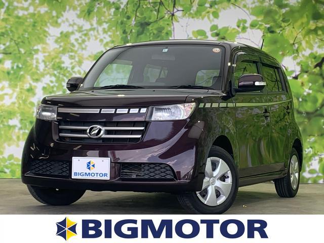 トヨタ bB Z ETC/EBD付ABS/エアバッグ 運転席/エアバッグ 助手席/パワーウインドウ/オートエアコン/パワーステアリング/ワンオーナー/FF/定期点検記録簿