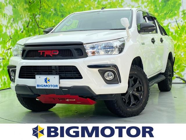 トヨタ X 社外7インチナビ/4WD バックカメラ ワンオーナー 禁煙車 メモリーナビ ETC Bluetooth 記録簿 盗難防止装置