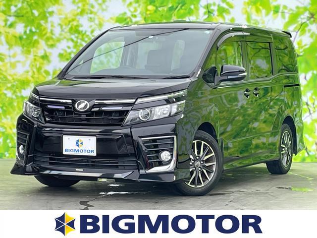 トヨタ ZS 社外 7インチ HDDナビ/サンルーフ/両側電動スライドドア/ヘッドランプ LED/ETC/EBD付ABS/横滑り防止装置/アイドリングストップ/TV/エアバッグ 運転席/エアバッグ 助手席