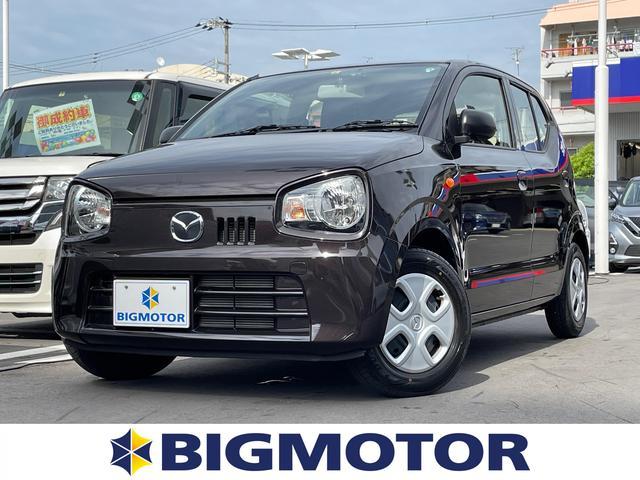 マツダ キャロル GL EBD付ABS/横滑り防止装置/アイドリングストップ/エアバッグ 運転席/エアバッグ 助手席/パワーウインドウ/キーレスエントリー/シートヒーター 前席/パワーステアリング/FF/マニュアルエアコン
