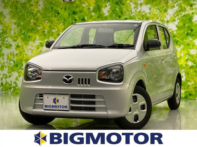 マツダ GL EBD付ABS/横滑り防止装置/アイドリングストップ/エアバッグ 運転席/エアバッグ 助手席/パワーウインドウ/キーレスエントリー/シートヒーター 前席/パワーステアリング/FF/マニュアルエアコン