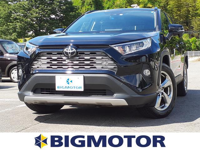 トヨタ G 車線逸脱防止支援システム/パーキングアシスト バックガイド/電動バックドア/ヘッドランプ LED/EBD付ABS/横滑り防止装置/エアバッグ 運転席/エアバッグ 助手席 LEDヘッドランプ 4WD