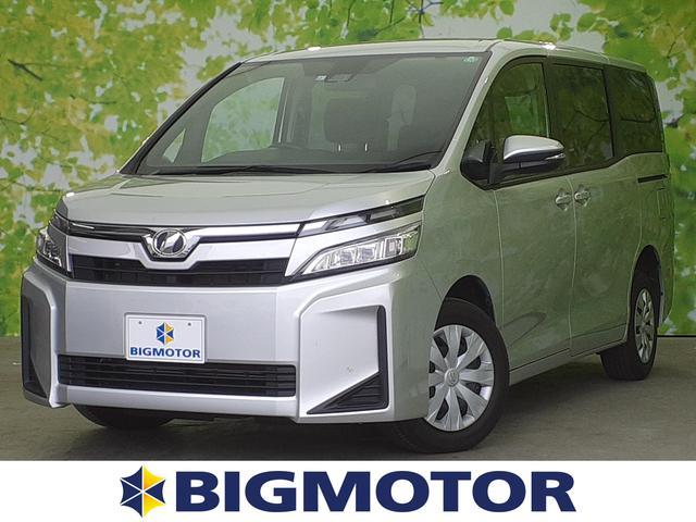 トヨタ X 純正 7インチ メモリーナビ/両側電動スライドドア/プリクラッシュセーフティ/車線逸脱防止支援システム/ヘッドランプ LED/Bluetooth接続/ETC/EBD付ABS/横滑り防止装置 4WD