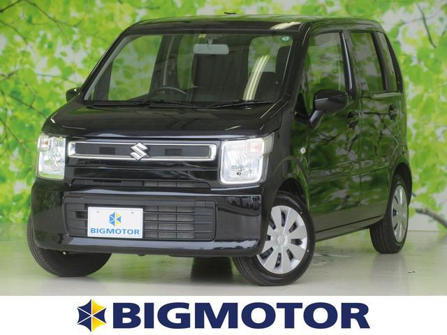スズキ ワゴンR FA EBD付ABS/横滑り防止装置/エアバッグ 運転席/エアバッグ 助手席/パワーウインドウ/キーレスエントリー/パワーステアリング/盗難防止システム/FF/マニュアルエアコン 盗難防止装置