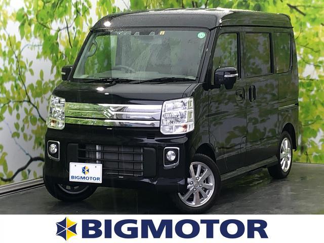 スズキ PZターボスペシャル セーフティサポート/ハイルーフ/両側パワースライドドア/オートステップ/コーナセンサー/プッシュスタート/HIDヘッドライト/両側電動スライドドア/ヘッドランプ HID/EBD付ABS ターボ