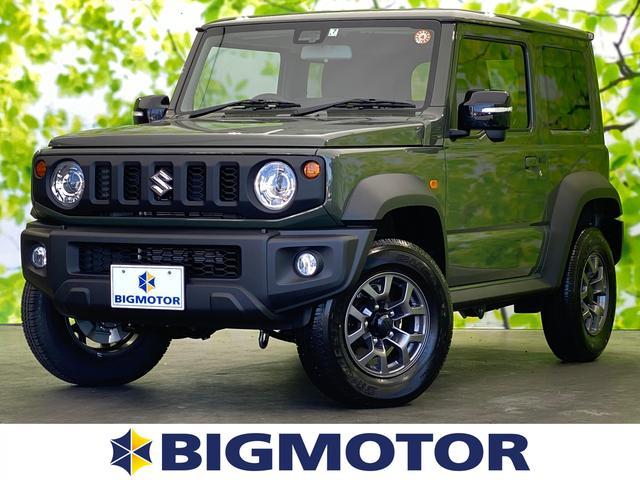 スズキ JC 車線逸脱防止支援システム/EBD付ABS/横滑り防止装置/エアバッグ 運転席/エアバッグ 助手席/エアバッグ サイド/パワーウインドウ/オートエアコン/シートヒーター 前席/パワーステアリング 4WD