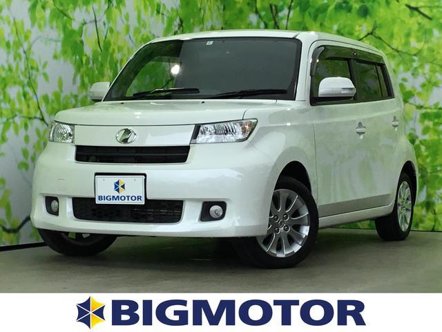 トヨタ bB Z Lパッケージ 純正 7インチ メモリーナビ/ETC/EBD付ABS/TV/エアバッグ 運転席/エアバッグ 助手席/アルミホイール/パワーウインドウ/キーレスエントリー/オートエアコン/パワーステアリング 4WD