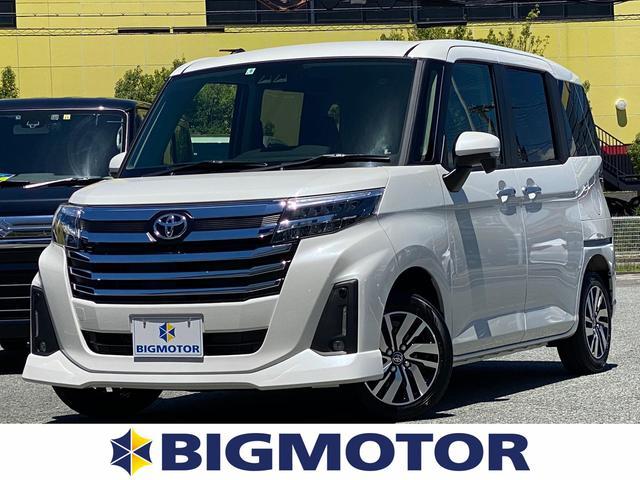 トヨタ カスタムG 両側電動スライドドア/ヘッドランプ LED/EBD付ABS/横滑り防止装置/アイドリングストップ/クルーズコントロール/エアバッグ 運転席/エアバッグ 助手席 禁煙車