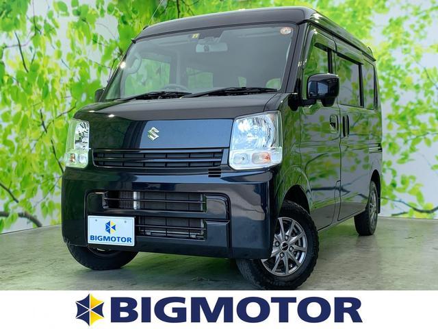 スズキ 4WDジョインターボ 社外 7インチ メモリーナビ/EBD付ABS/TV/エアバッグ 運転席/エアバッグ 助手席/アルミホイール/パワーウインドウ/パワーステアリング/ワンオーナー/4WD/マニュアルエアコン