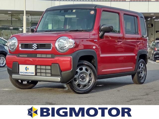 スズキ ハイブリッドG EBD付ABS/横滑り防止装置/アイドリングストップ/エアバッグ 運転席/エアバッグ 助手席/エアバッグ サイド/パワーウインドウ/キーレスエントリー