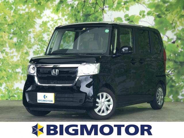 N-BOX G・ホンダセンシング ヘッドランプ LED/EBD付ABS/横滑り防止装置/アイドリングストップ/エアバッグ 運転席/エアバッグ 助手席/パワーウインドウ/キーレスエントリー/オートエアコン/パワーステアリング ETC