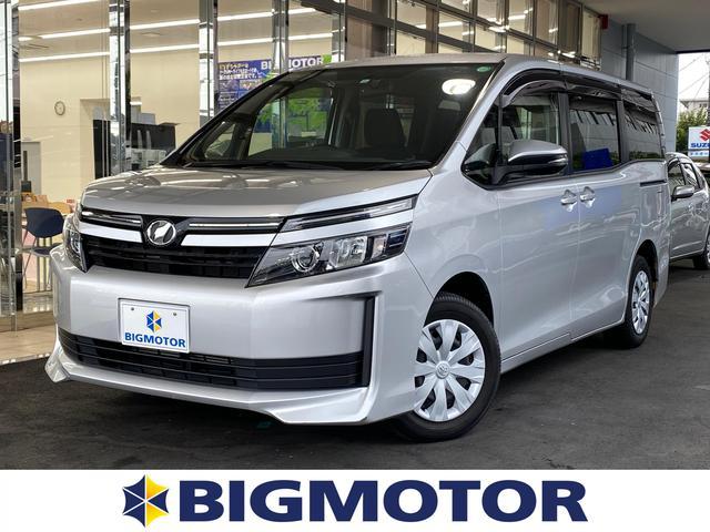 トヨタ X ナビTV/オートスライドドア/LEDヘッドライト/ビルトインETC/電動スライドドア/ヘッドランプ LED/EBD付ABS/横滑り防止装置/アイドリングストップ/エアバッグ 運転席 バックカメラ