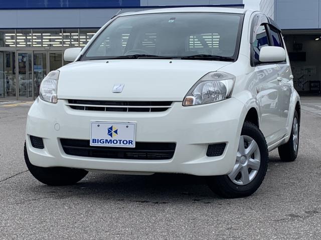 トヨタ X EBD付ABS/エアバッグ 運転席/エアバッグ 助手席/パワーウインドウ/キーレスエントリー/パワーステアリング/FF/マニュアルエアコン