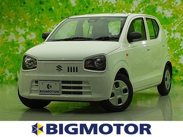 スズキ アルト L EBD付ABS/横滑り防止装置/アイドリングストップ/エアバッグ 運転席/エアバッグ 助手席/パワーウインドウ/キーレスエントリー/シートヒーター 前席