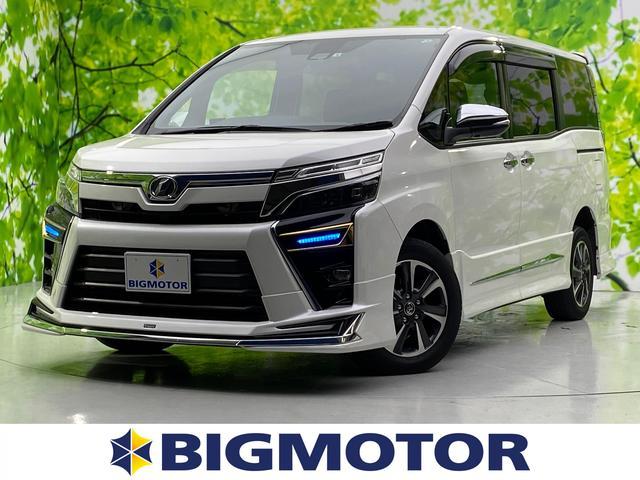 トヨタ ZSキラメキ 社外 11インチ メモリーナビ/両側電動スライドドア/ヘッドランプ LED/ETC/EBD付ABS/横滑り防止装置/アイドリングストップ/TV/エアバッグ 運転席/エアバッグ 助手席 4WD
