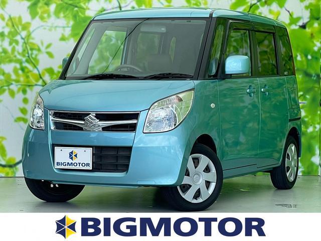 スズキ パレット 4WD T 社外 7インチ HDDナビ/電動スライドドア/EBD付ABS/TV/エアバッグ 運転席/エアバッグ 助手席/エアバッグ サイド/パワーウインドウ/キーレスエントリー/オートエアコン ワンオーナー