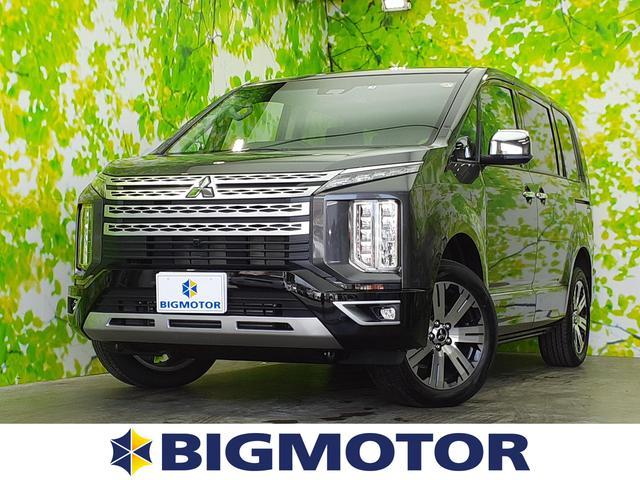 4WD P 後席モニター取付PKG/マルチアラウンドモニター/両側パワースライドドア/電動オートステップ/パワーバックドア/クルーズコントロール/LEDヘッドライト/E-アシスト/7人乗 4WD