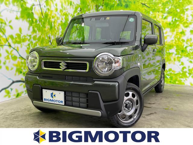 スズキ ハイブリッドG スズキセーフティサポート/EBD付ABS/横滑り防止装置/アイドリングストップ/エアバッグ 運転席/エアバッグ 助手席/エアバッグ サイド/パワーウインドウ/キーレスエントリー