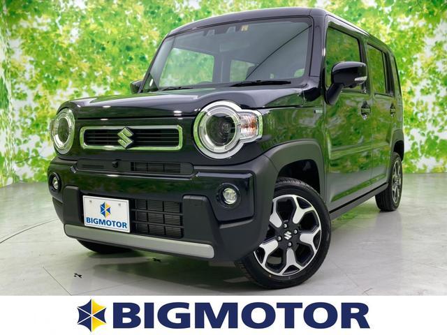 スズキ 4WDハイブリッドX 全方位カメラPKG/セーフティサポート/LEDヘッドライト/車線逸脱防止支援システム/パーキングアシスト バックガイド/ヘッドランプ LED/EBD付ABS/横滑り防止装置 LEDヘッドランプ 4WD