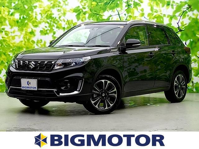 スズキ 1.4ターボ セーフティサポート/クルーズコントロール/シートヒーター/プッシュスタート/ルーフレール/LEDヘッドライト&フォグ/アイドリングストップ/ヘッドランプ LED/EBD付ABS/横滑り防止装置 4WD